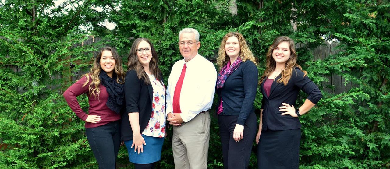 Richardson Eye Clinic team